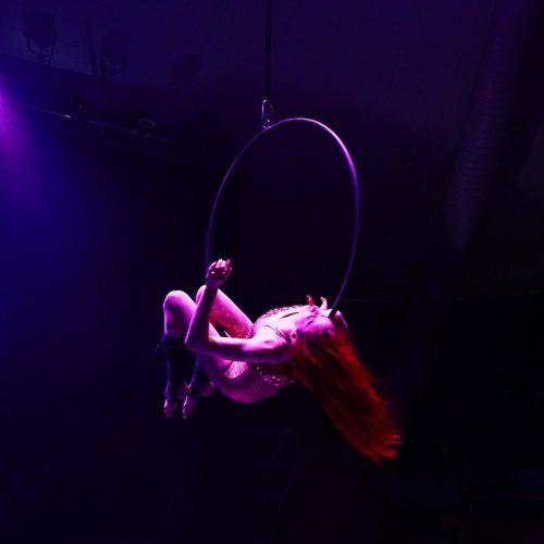 Double bill fringe world Perth circus ben Simon wood kotovski Steele